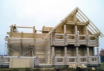 bygga timmerhus grund
