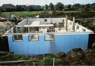 bygga källarvägg