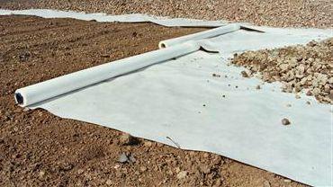 markduk fiberduk geotextilier