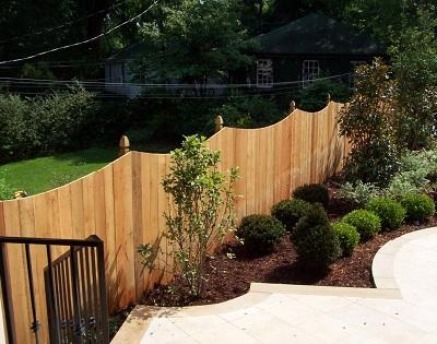 Rusta staket