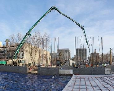 Beställa betongbil