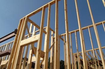 bygga väggar med träreglar