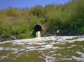 Fosfor avlopp