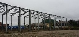 betongplatta industrihall