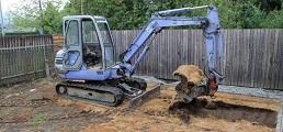 pris grävning
