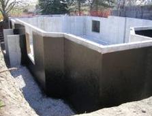 mura källare lecablock