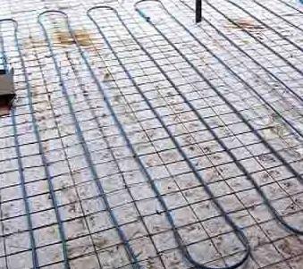 Installera vattenburen värme kostnad