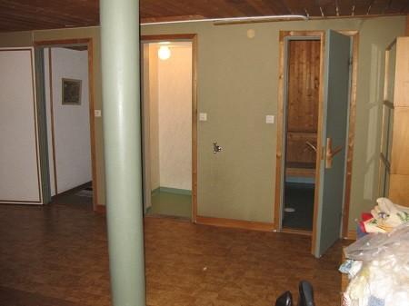 Gjuta golv i källare