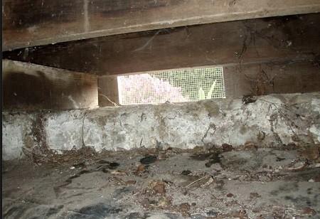 Byta golvbjälklag i torpargrunden