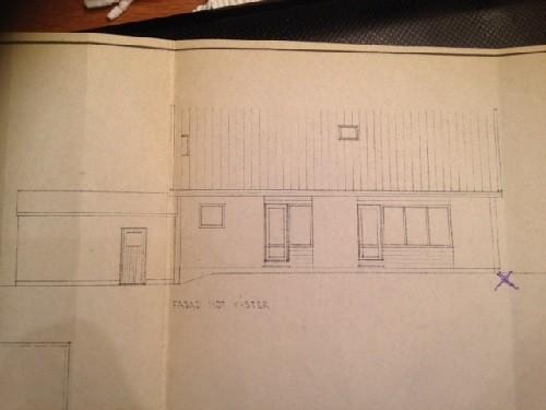 Sättningsskadat hus från 1969