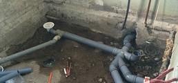 Isolera och renovera källare invändigt