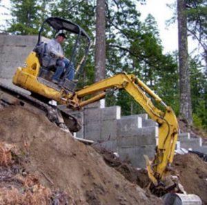 säkerhet vid grävning
