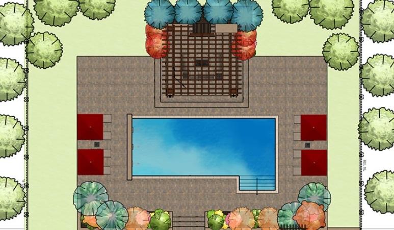 planera poolprojektet
