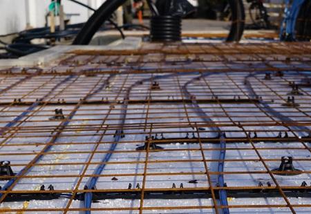 betongplatta armering